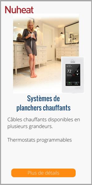 Nuheat_plancher chauffant